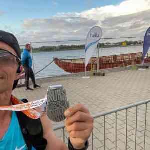 Rostock Marathon 2021: gekotzt und enttäuscht