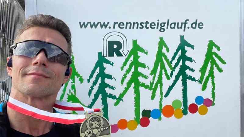Rennsteiglauf 2021: Marathon mit 769 Höhenmetern Anstieg