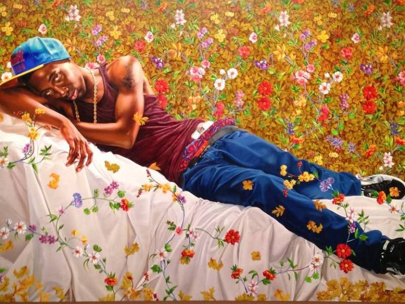 Kehinde Wiley at Seattle Art Museum