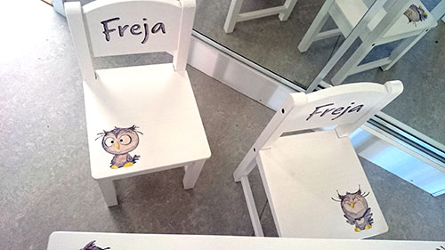 Ugglan-Freja-stolar