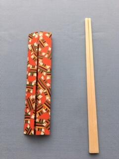折り紙の箸置きの作り方②