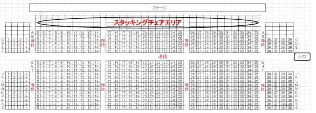 IMP座席表