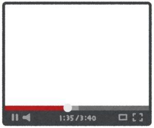 youtube動画を見せる