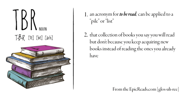 Reducing your TBR   Part 1   Discussion #6