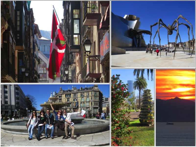 A Week-End à la Basque in Bilbao