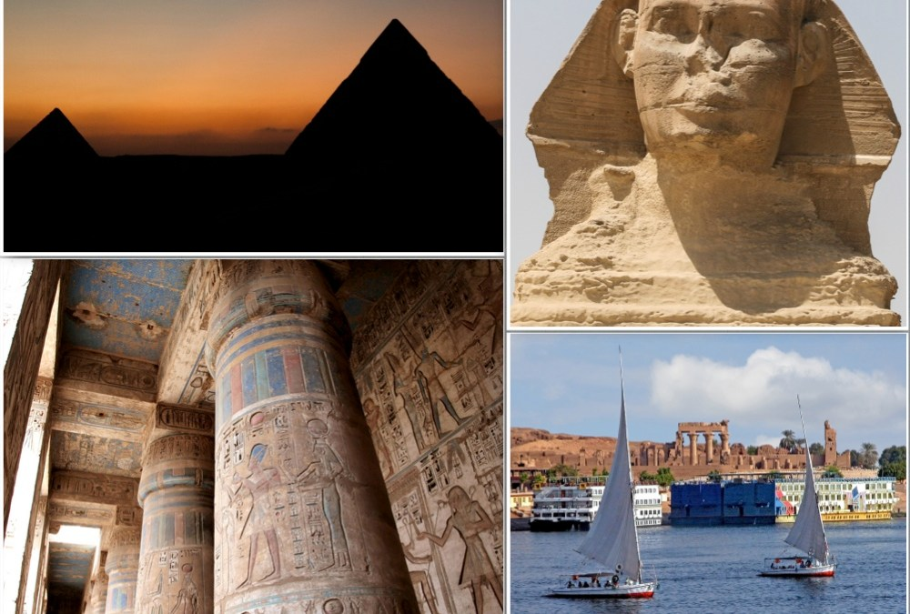 Cruise Stops Along The Nile in Egypt