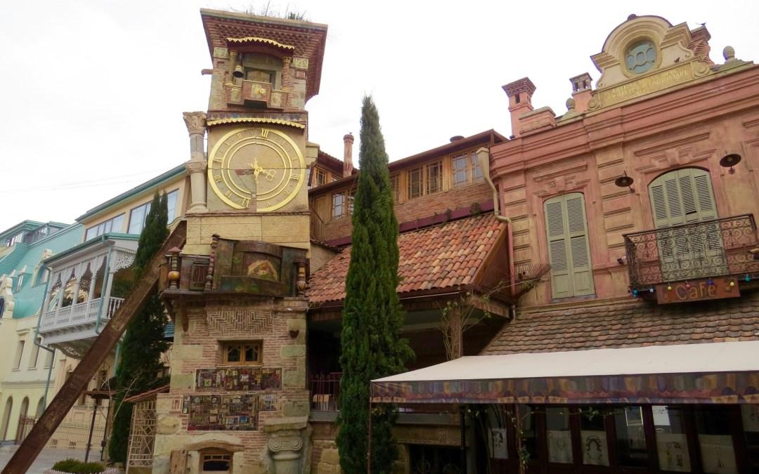 Tbilisi: My Introduction to Georgia