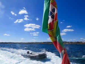 algarve portugal flag