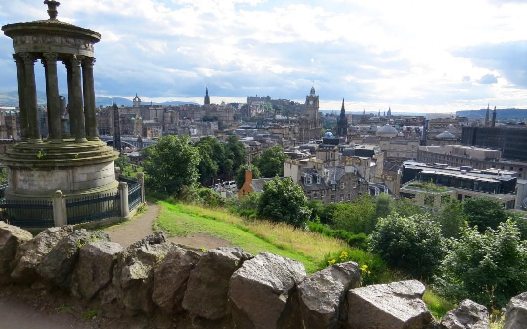 This is my Week-end in Edinburgh
