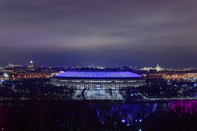 What 2018 World Cup Russia Host Cities Have to Offer