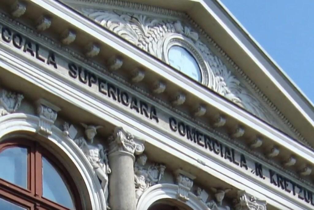 Școala Comercială N. Kretzulescu