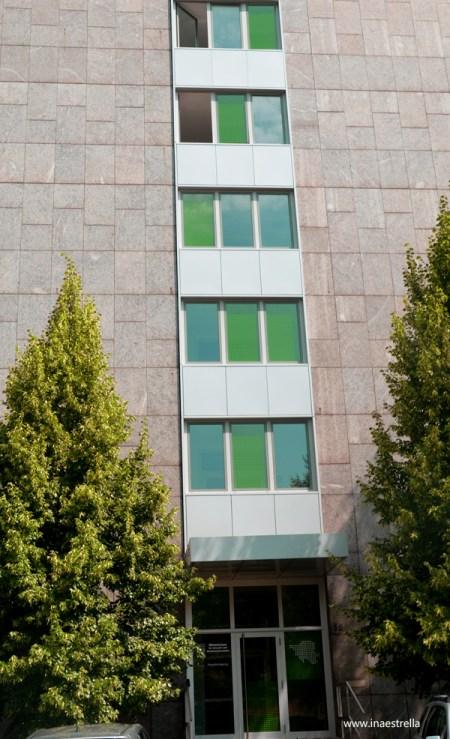 Fenstergestaltung Umweltministerium