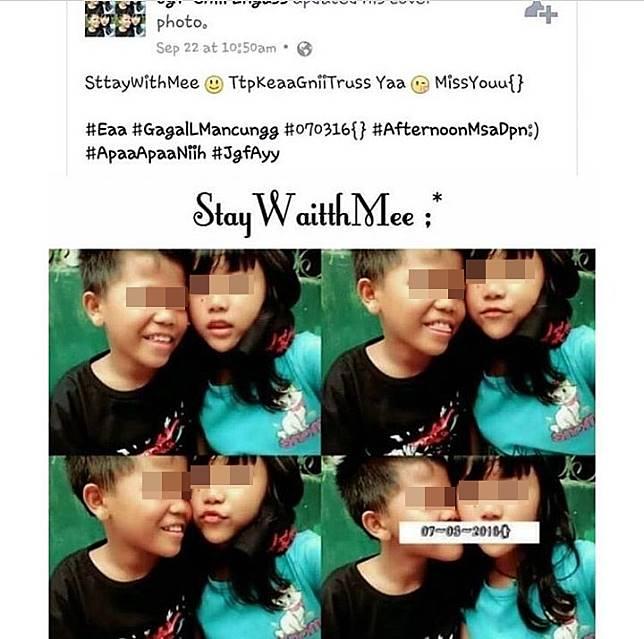 12 Postingan Kids Jaman Now tentang cinta ini Liatnya bikin Kamu Geleng geleng kepala aja dah! Miris