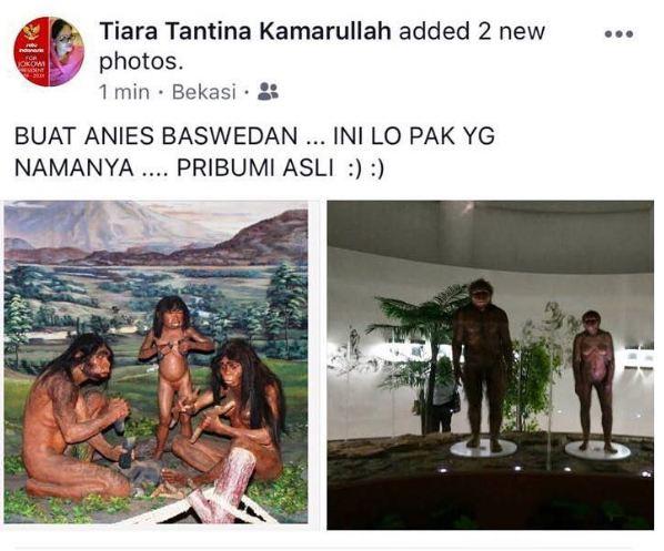 2 40 11 Gambar Meme 'Pribumi' ini Lucu Lucu, Jangan ada yang kesindir ya!