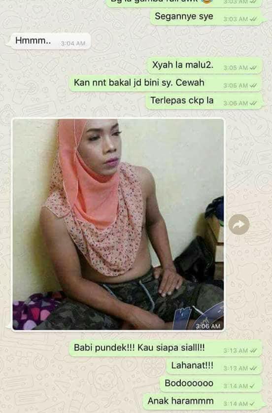 693270 tertypu Kenalan di Media Sosial, Cowok ini Minta kirim Foto Full Body, tapi Pria ini Kaget dan Merasa Tertipu