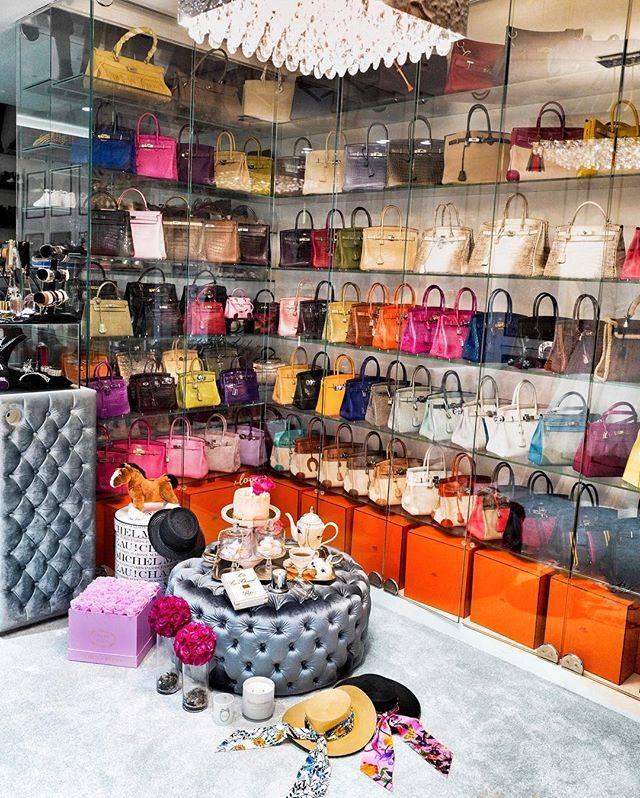 tas Seperti ini nih 5 Fakta Jamie Chua yang Bikin Bengong, Janda kaya asal Singapura sahabat Maia Estianty