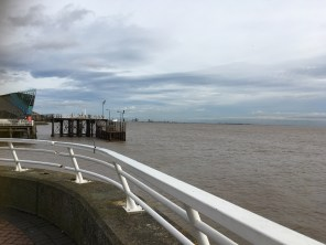 Hull on a windy day
