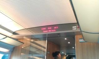 Speedy Gonzalez all the way to Beijing.