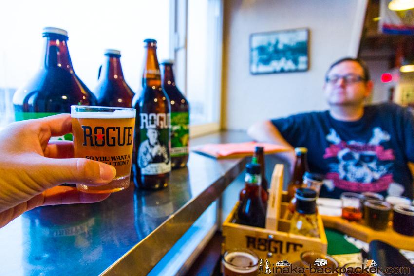 オレゴン クラフトビール ローグ