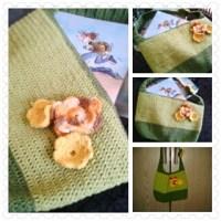 1st Crochet Bag :)