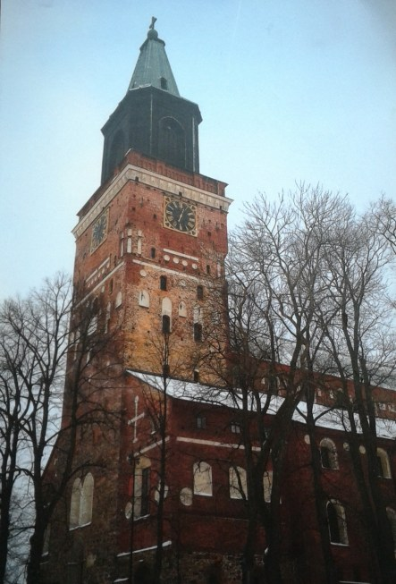 From China. Finland Cathedral