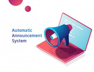 Automatic Announcemenet System