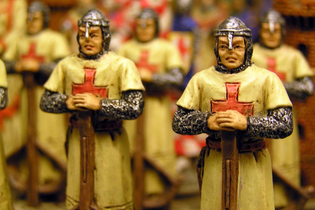 """Featured image for """"Should Obama have compared ISIS to the Crusades?"""""""