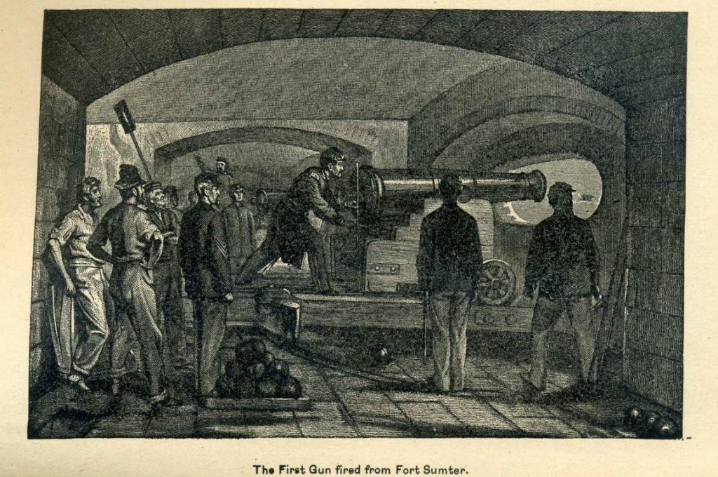 """Featured image for """"Fort Sumter and the Rhyme of Hope and History"""""""