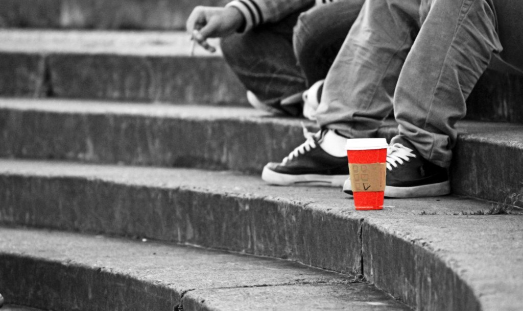 """Featured image for """"Red Cups and Orphans"""""""