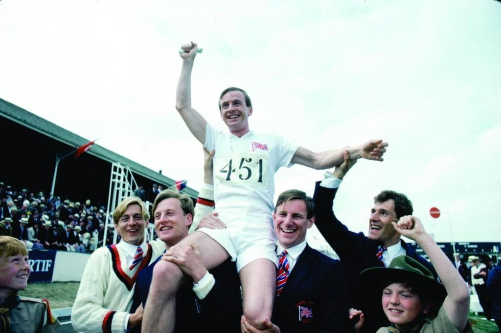 Chariots of Fire: Between Two Mountaintops
