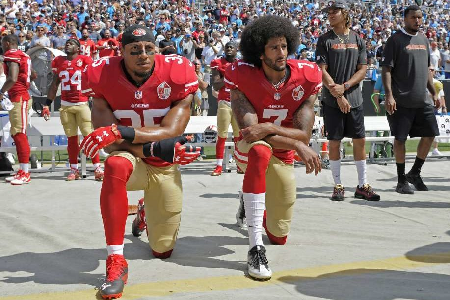 Colin Kaepernick and the Professional Cost of Protest