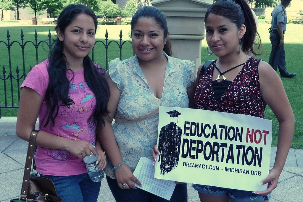 """Featured image for """"Meet DACA's Demise with Determination, Not Despair"""""""