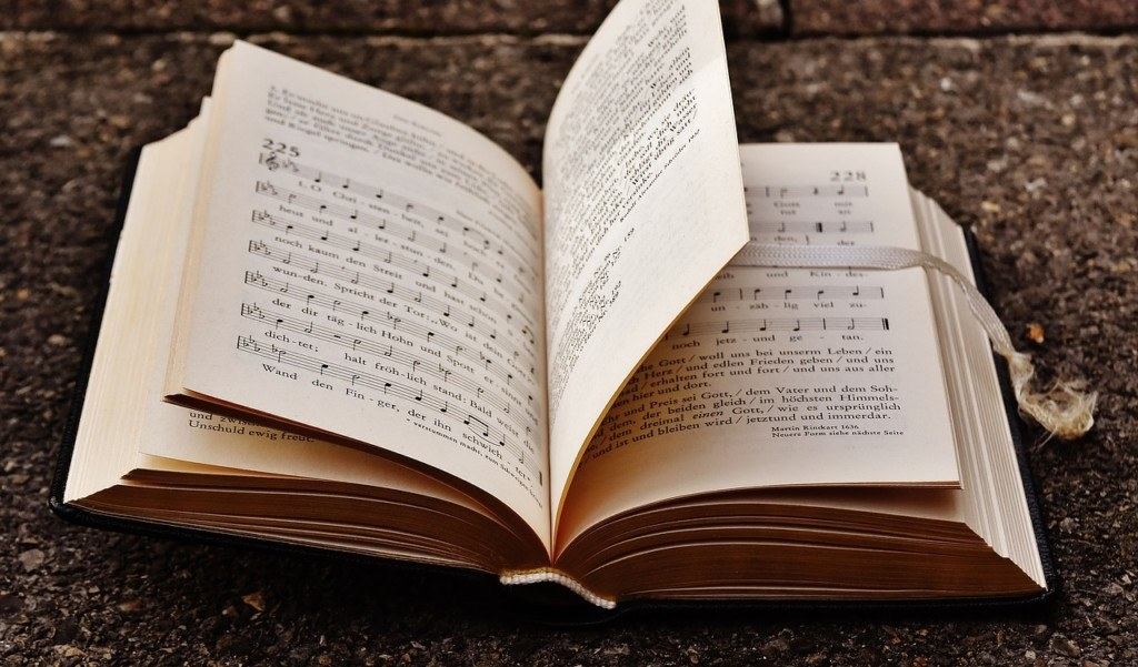 Estate Planning:  Psalms and Hymns for a Lifetime