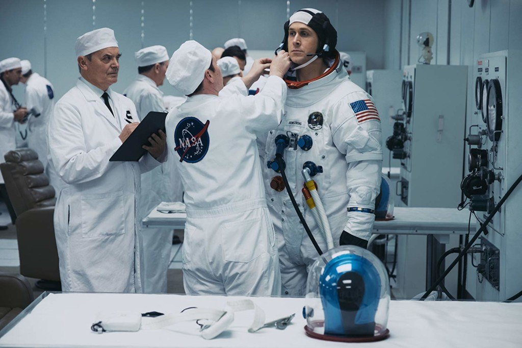 "Movie Review: ""First Man"""
