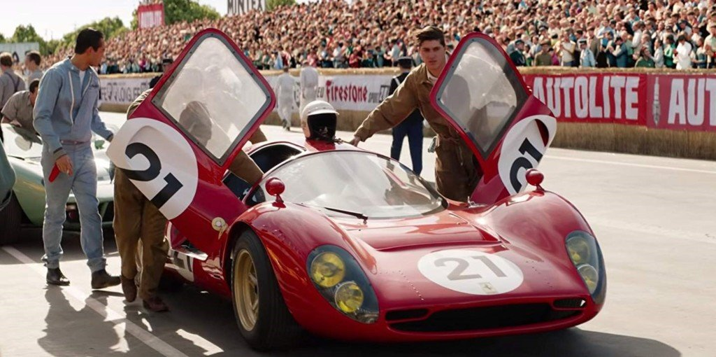"""Featured image for """"Movie Review: Ford v. Ferrari"""""""