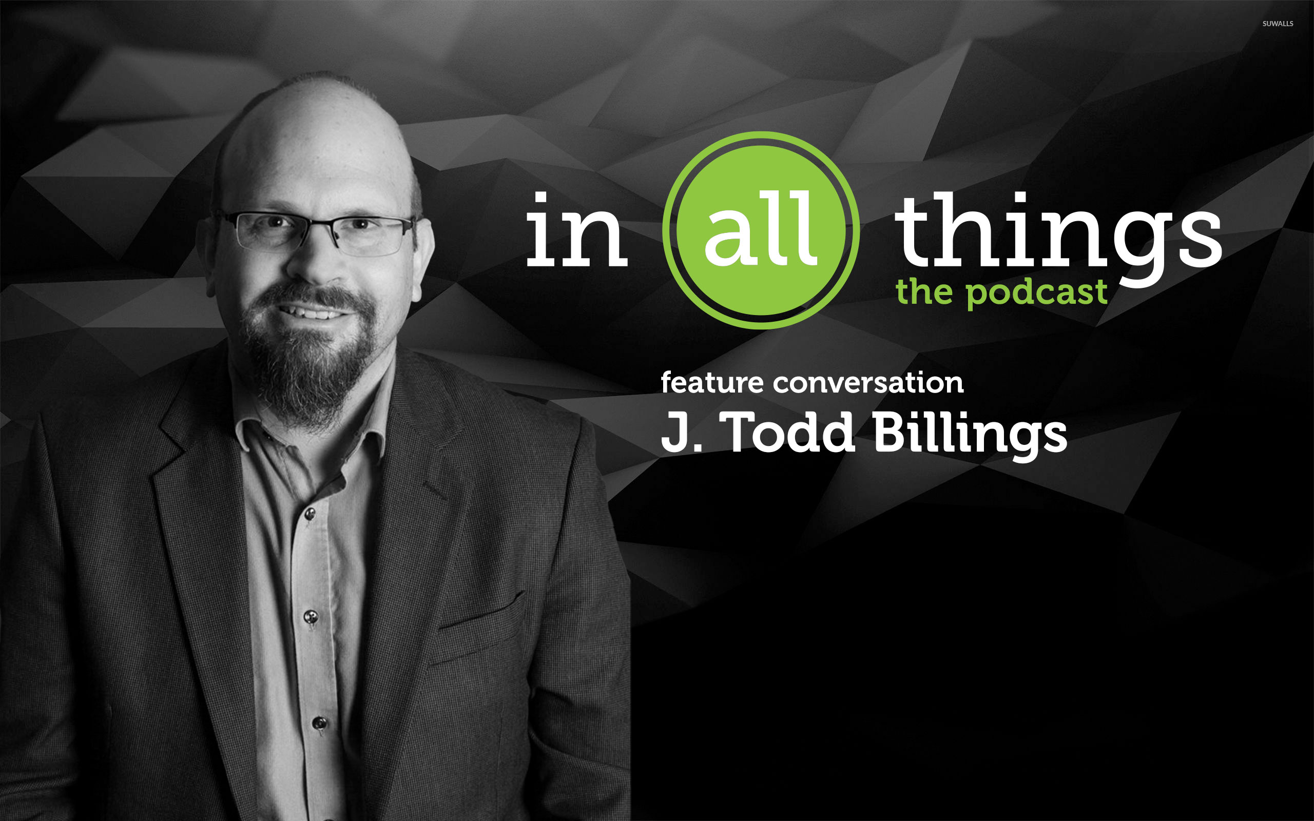 """Featured image for """"Podcast: DYING-Feature Conversation: J. Todd Billings"""""""