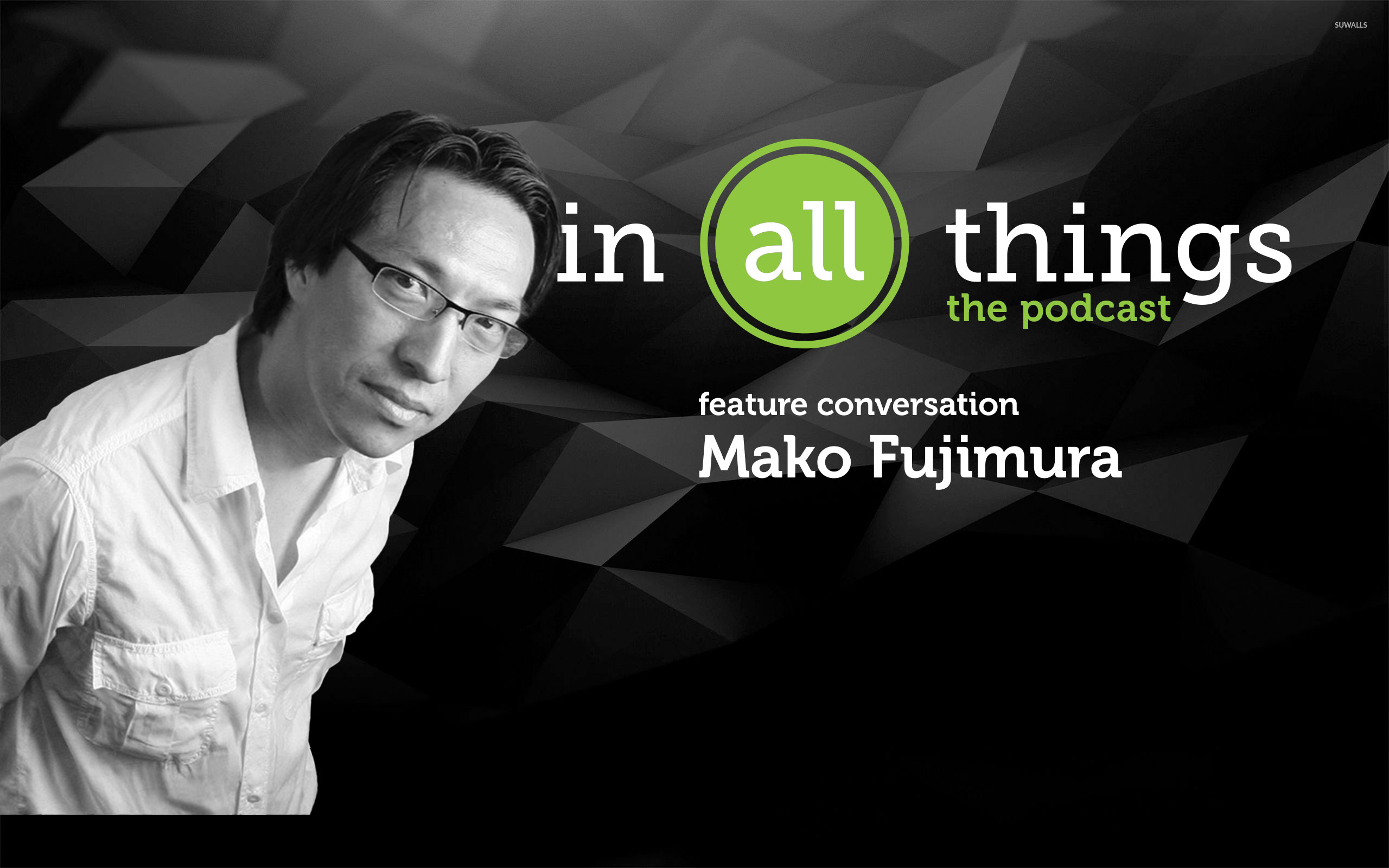 """Featured image for """"Podcast: MAKING – Feature Conversation with Makoto Fujimura"""""""