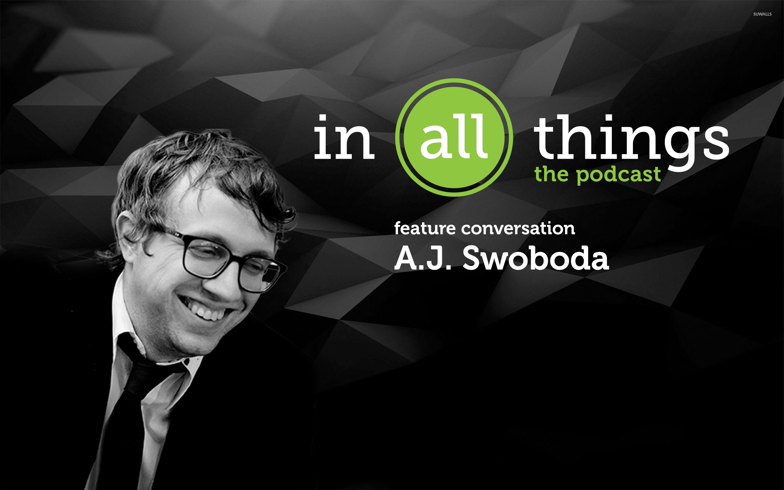 """Featured image for """"Podcast: DOUBTING – Feature Conversation with A.J. Swoboda"""""""