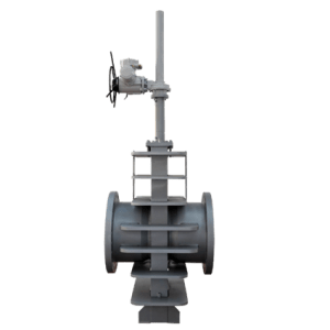 Gate Valves Through Conduit