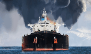 Fire prevention considerations on board