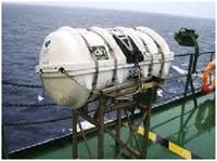 Rakit Penolong Kembung (Inflatable Liferaft)