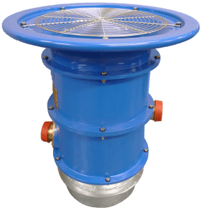 Gas Freeing Fans Type VP800W