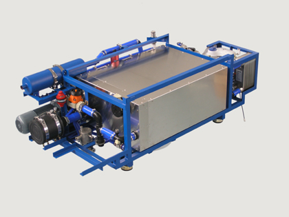 Fuel Cell Propulsion for marine