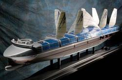 Solar propulsion for marine
