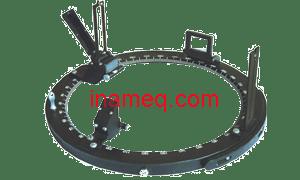 GFC 190 Azimuth Circle Magnetic Compass Navigation Expert Orientation Calculation