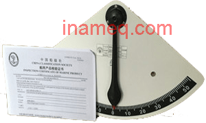 Marine Ship Clinometer LQ 200 Balance Weight Model Clinometer