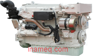YUCHAI YC4F Series Engine for Marine