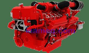 Engine Marine type QSK38 Cummins
