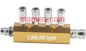 Marine coupler application