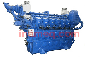 Yuchai RT-flex 48T Series Engine for Marine
